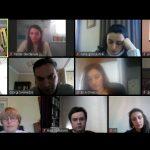 დისტანციური სამუშაო შეხვედრა