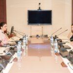 დამოუკიდებელი ინსპექტორის სამსახური ევროკავშირის სასამართლოს მხარდაჭერის პროექტის წარმომადგენლებს შეხვდა
